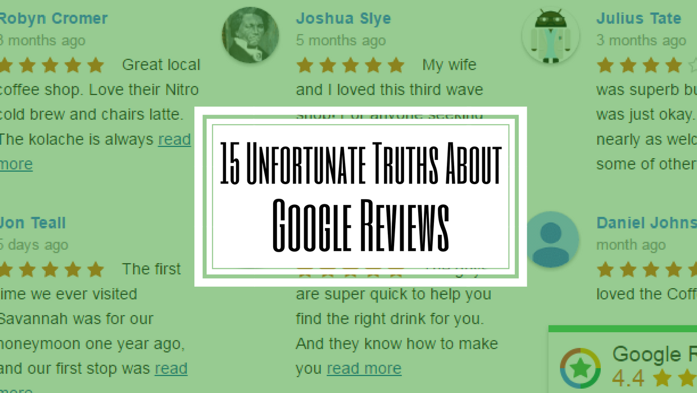 Unfortunate Truths About Google Reviews- Hilborn Digital SEO Agency