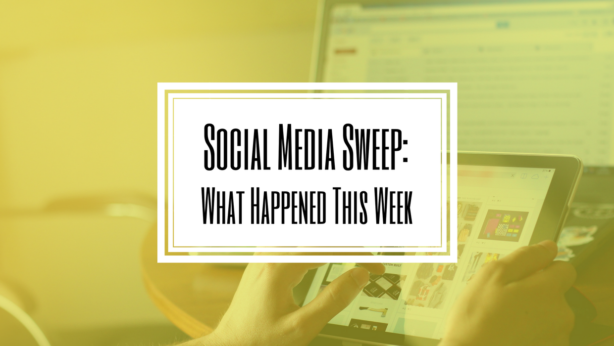 Social Media News of the Week- Hilborn Digital Toronto SEO