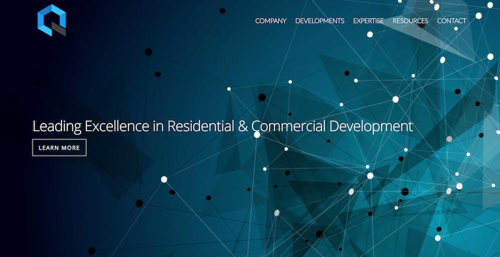 Business - Quantum Developments - Hilborn Digital Website Design